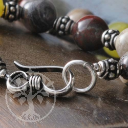 Silver Clasp Hook