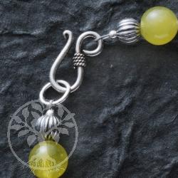 Haken Verschluss - Silberverschluß 925 mit Ring