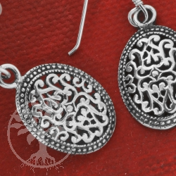 Silver Earring Indian