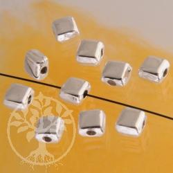 Silberperle Kissen