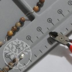 Perlensortierbrett groß 27*49*2CM