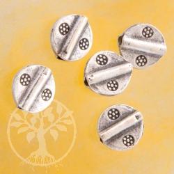 Silver Bead Disc