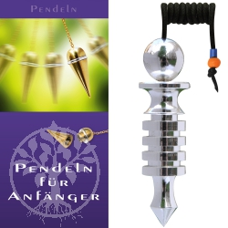 Pendulum silvercolored Isis