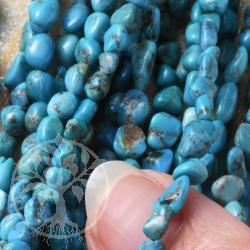 Türkis Perlen Natur