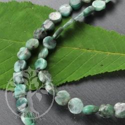 Emerald Necklace Disc Big