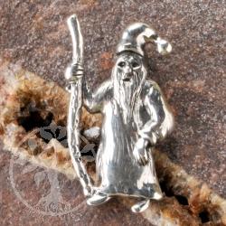 Nikolaus Silber 925 Anhänger Weihnachtsmann Anhänger aus Echt Silber