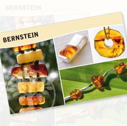 Bernstein Mineral Stone Description Cards