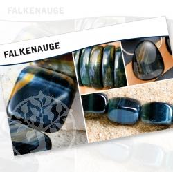 Falkenauge Mineral Stone Description Cards