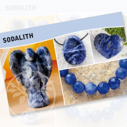 Sodalith Steine Karte