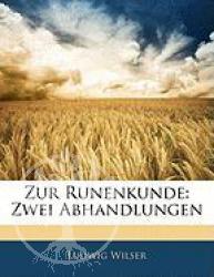 Buch:  Zur Runenkunde: Zwei Abhandlungen