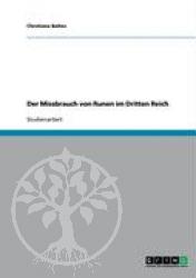 Buch:  Der Missbrauch von Runen im Dritten Reich