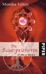 Buch:  Das Erbe der Runen 02. Die Feuerpriesterin