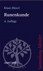 Klaus Duewel Runenkunde
