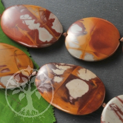 Noreena Jasper Gemstone Beads