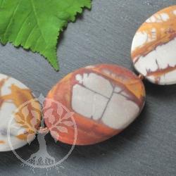 Noreena Jasper matt Gemstone Beads