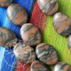 Jasper Gemstone Beads Picasso