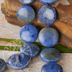 Dumortierite Gemstone Necklace