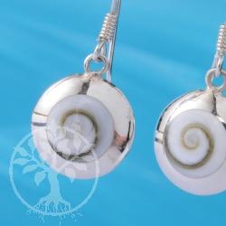 Shiva Earring Silver