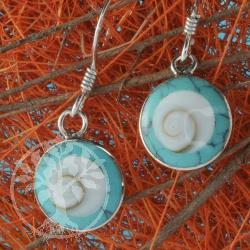 Shiva Turquoise Earring