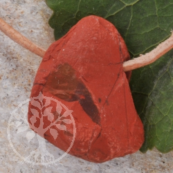 Red Jasper Pendant Rough