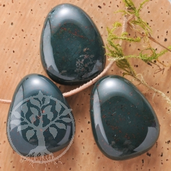 Bloodstone Pendant 3 Pieces
