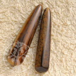 Tigers Eye Massager 70mm