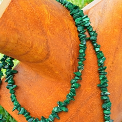Malachite Necklace 85cm