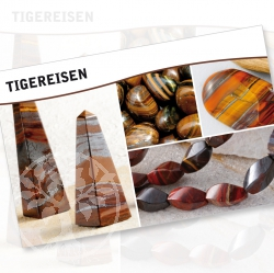 Tigereisen Steine Karte