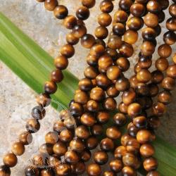 Tigerauge Perlen 3mm AA