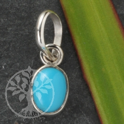 Turquoise Pendant small