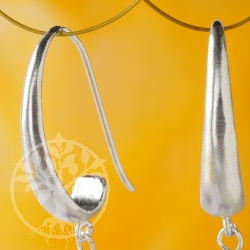 Earhook Silver