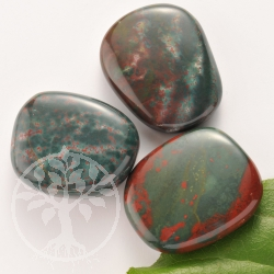 Bloodstone Soapstone 3 pieces