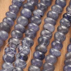 Tansanite Necklace 3-5mm Tansanit B#eads