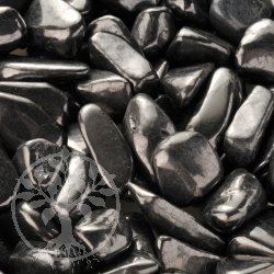 Shungite Tumbled Stones M 200g 14-22MM