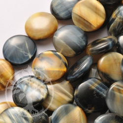 Tigerauge Falkenauge Perlen