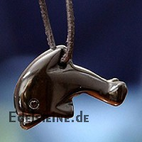 Delfin aus Onyx klein