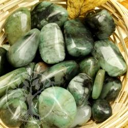 Smaragd Trommelsteine Klein Trommelsteine 250 Gramm