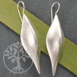 Silver Earring Cocon