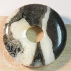 Fossilien Kalkstein Donut