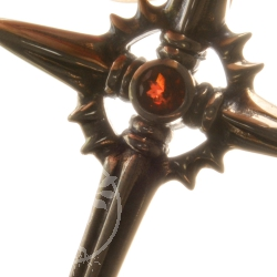 Silberkreuz Janus
