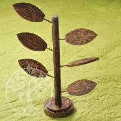 Wood Stand Tree Palmwood