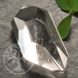 Bergkristallspitze Doppelender Unikat 2