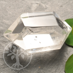 Bergkristallspitze Doppelender Unikat 4