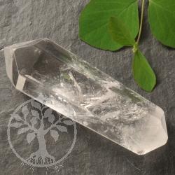 Bergkristallspitze Doppelender Unikat 6