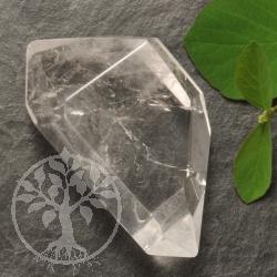 Bergkristallspitze Doppelender Unikat 8