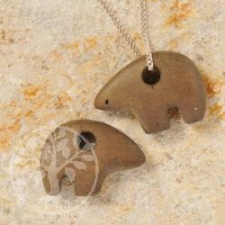 Pyrite Gemstone Fantasy Animal Bodo