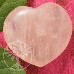 Rosa Quartz Heart