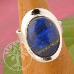 Lapislazuli Silver Ring