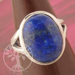Lapislazuli Silberring 925er Silber Edelsteine Ring