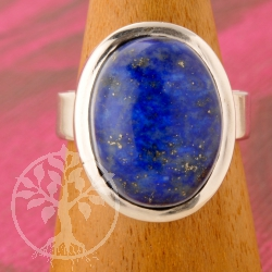 Lapislazuli Gemstone Ring